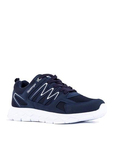 Slazenger Slazenger KROM  Yürüyüş Erkek Ayakkabı  Lacivert